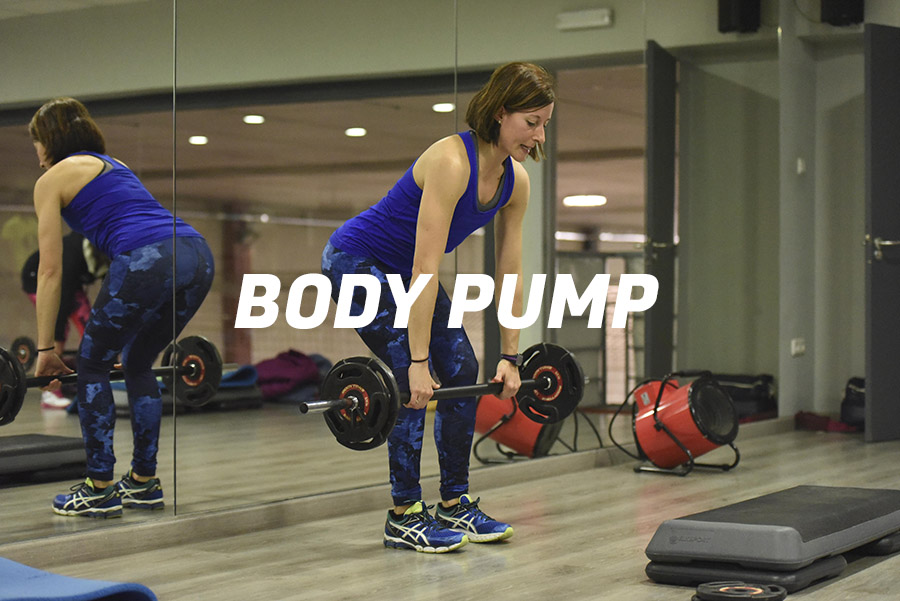 Body Pump Indoor Huesca