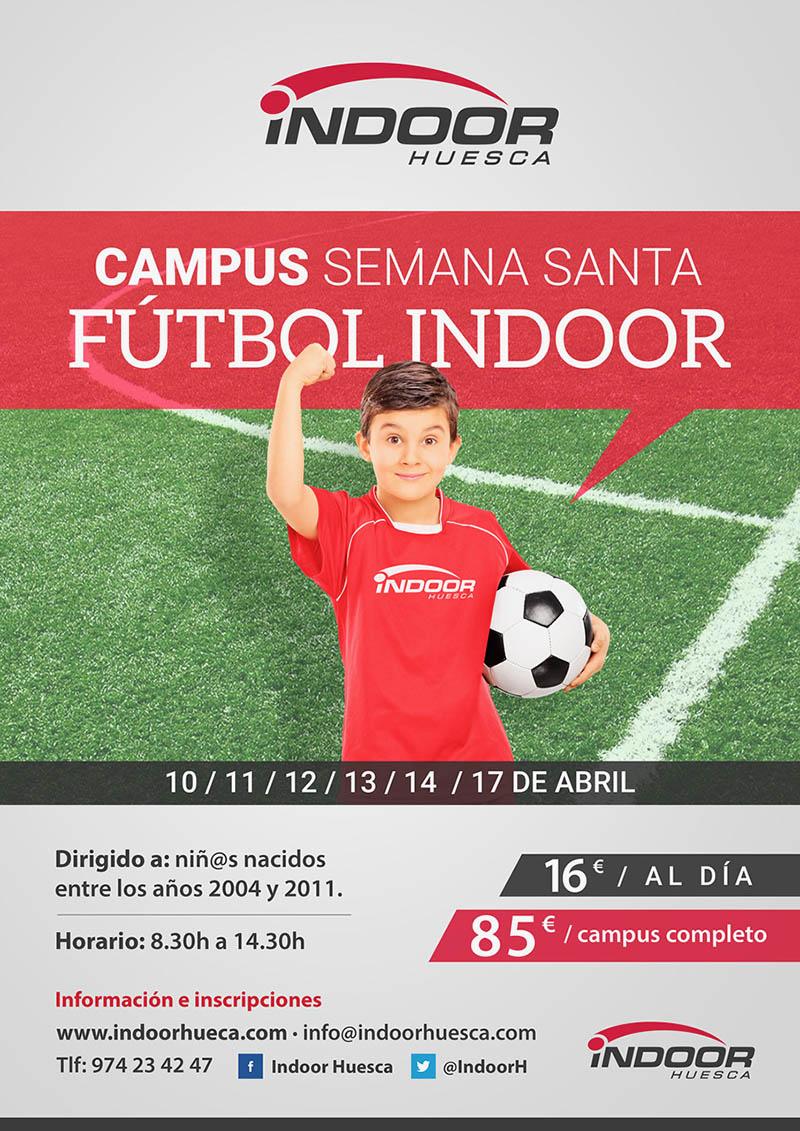 Campus Semana Santa Futbol Indoor