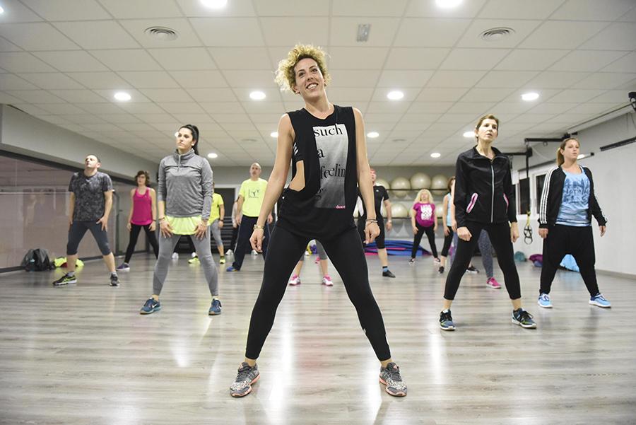 Clases de Fitness en Indoor Huesca