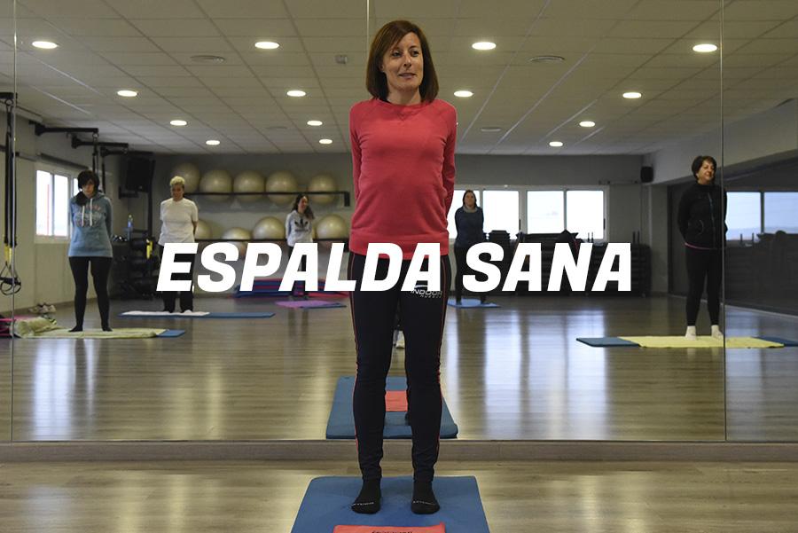 Espalda Sana Indoor Huesca