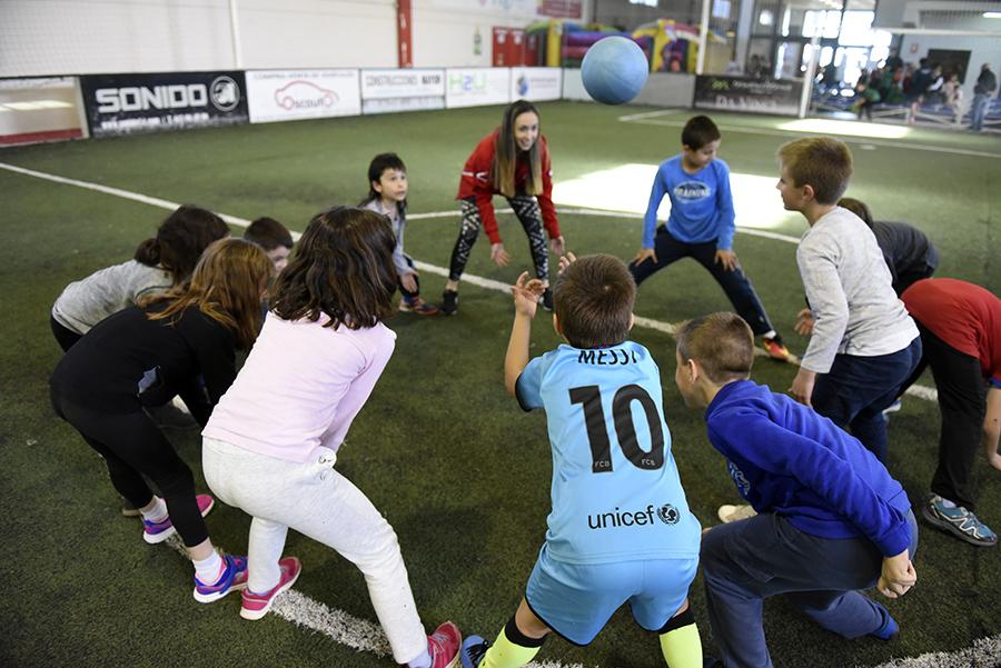 Fiesta Cumpleaños Indoor Huesca