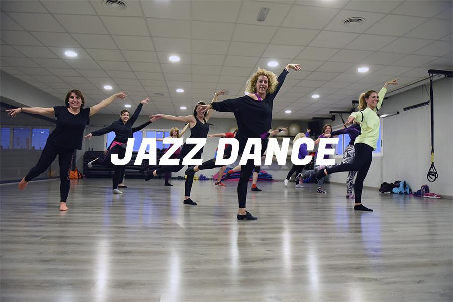 Jazz Dance Fitness Indoor Huesca