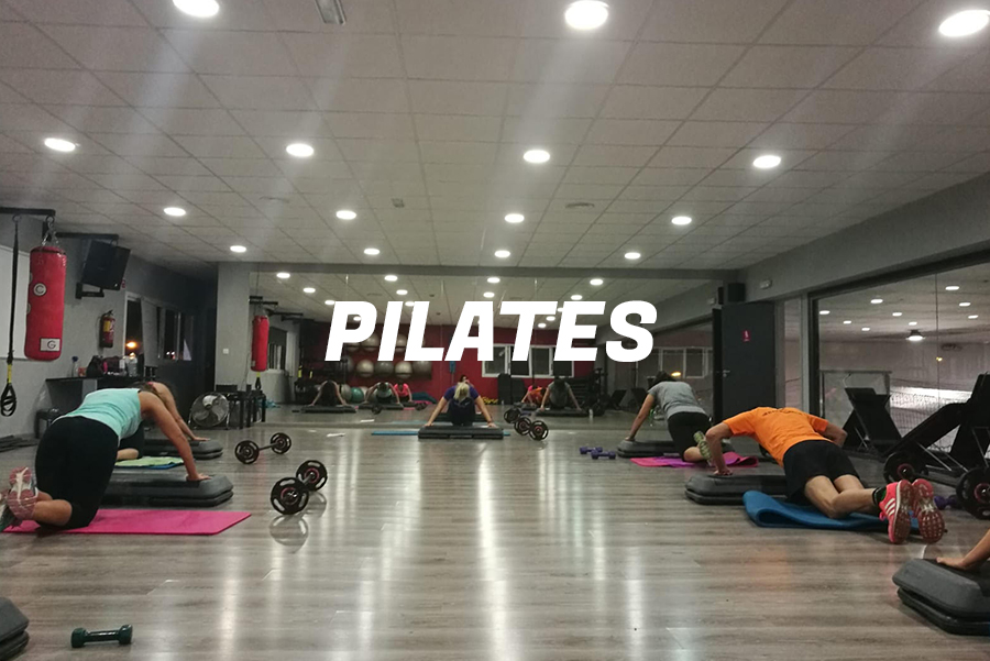 pilates centro deportivo indoor huesca