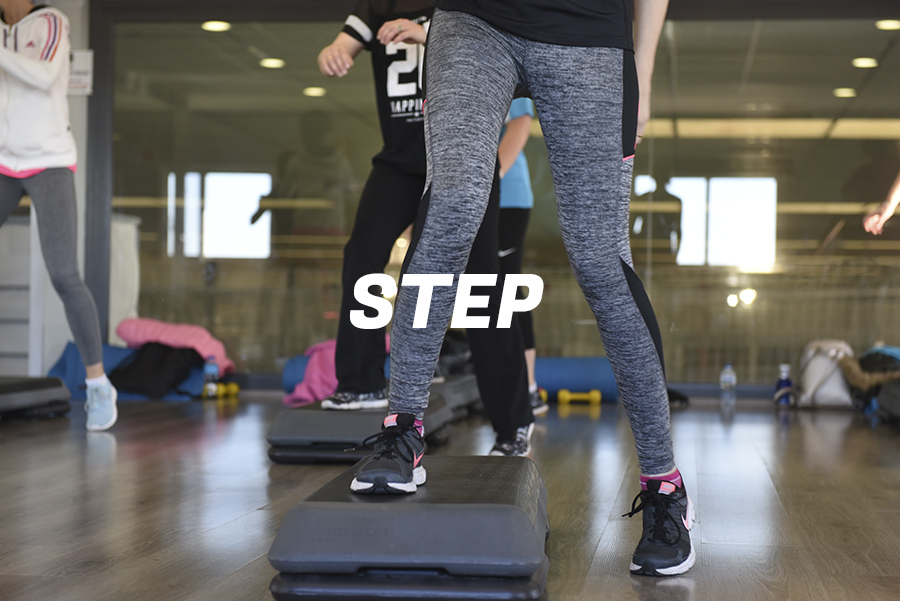 Step Indoor Huesca Gimnasio