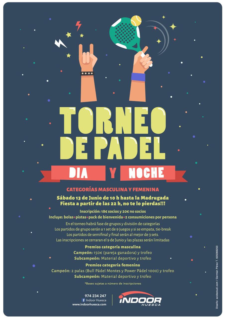 Torneo Padel Día y Noche