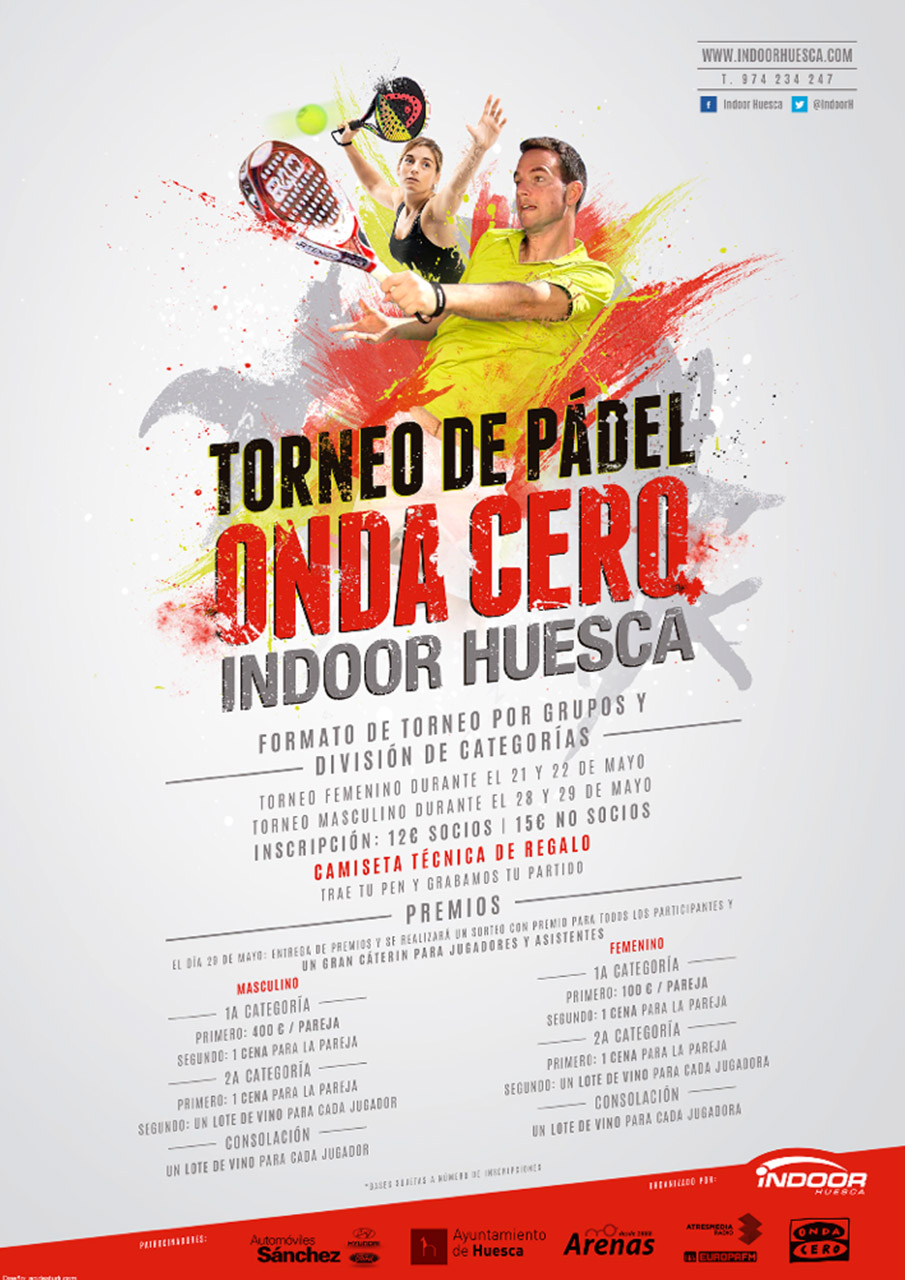 Torneo Padel Onda Cero