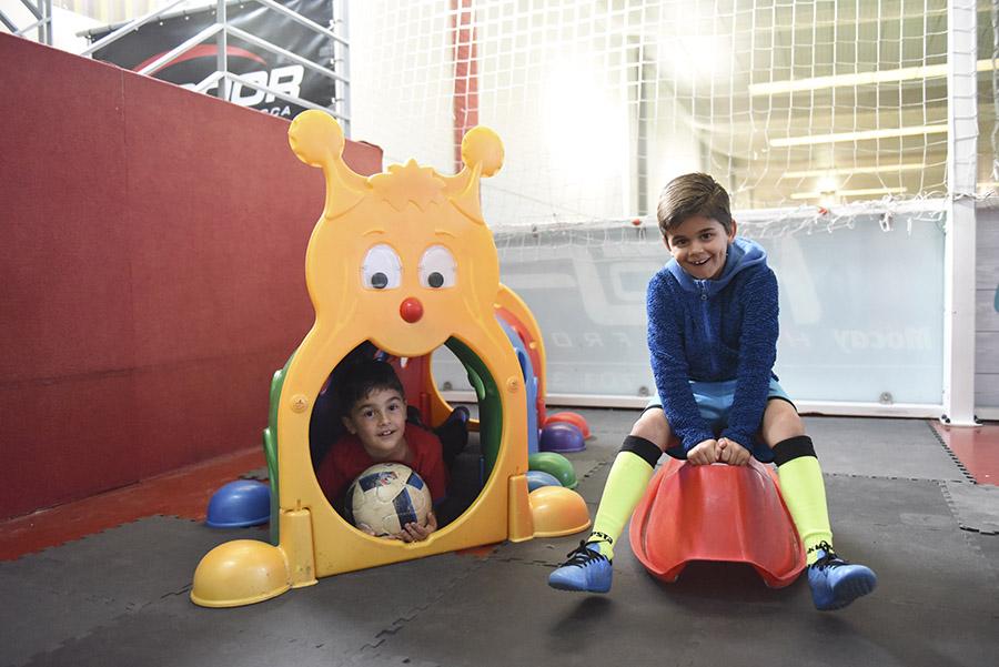 Zona Infantil Indoor Huesca