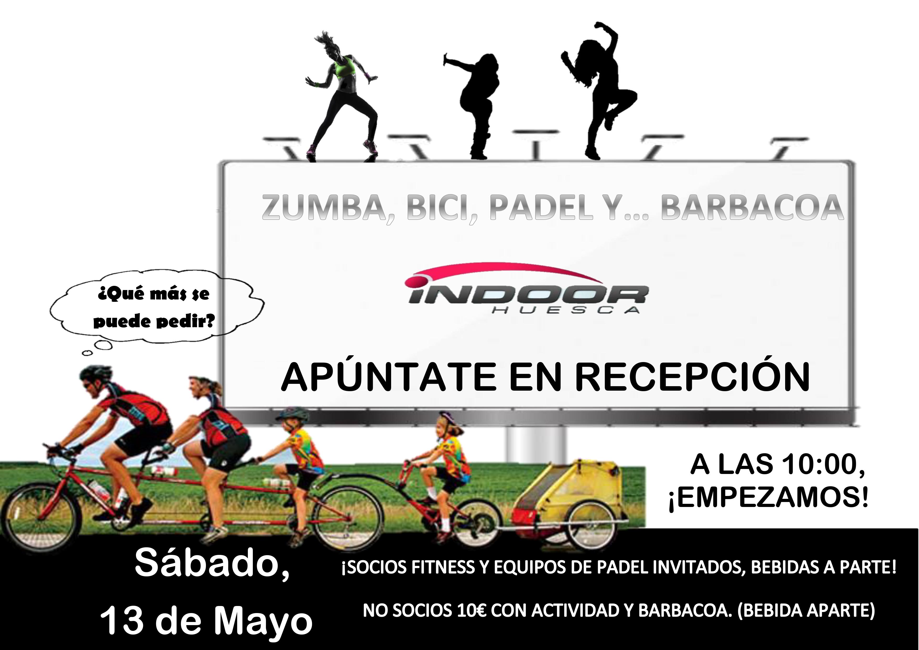 Barbacoa Indoor Huesca Mayo