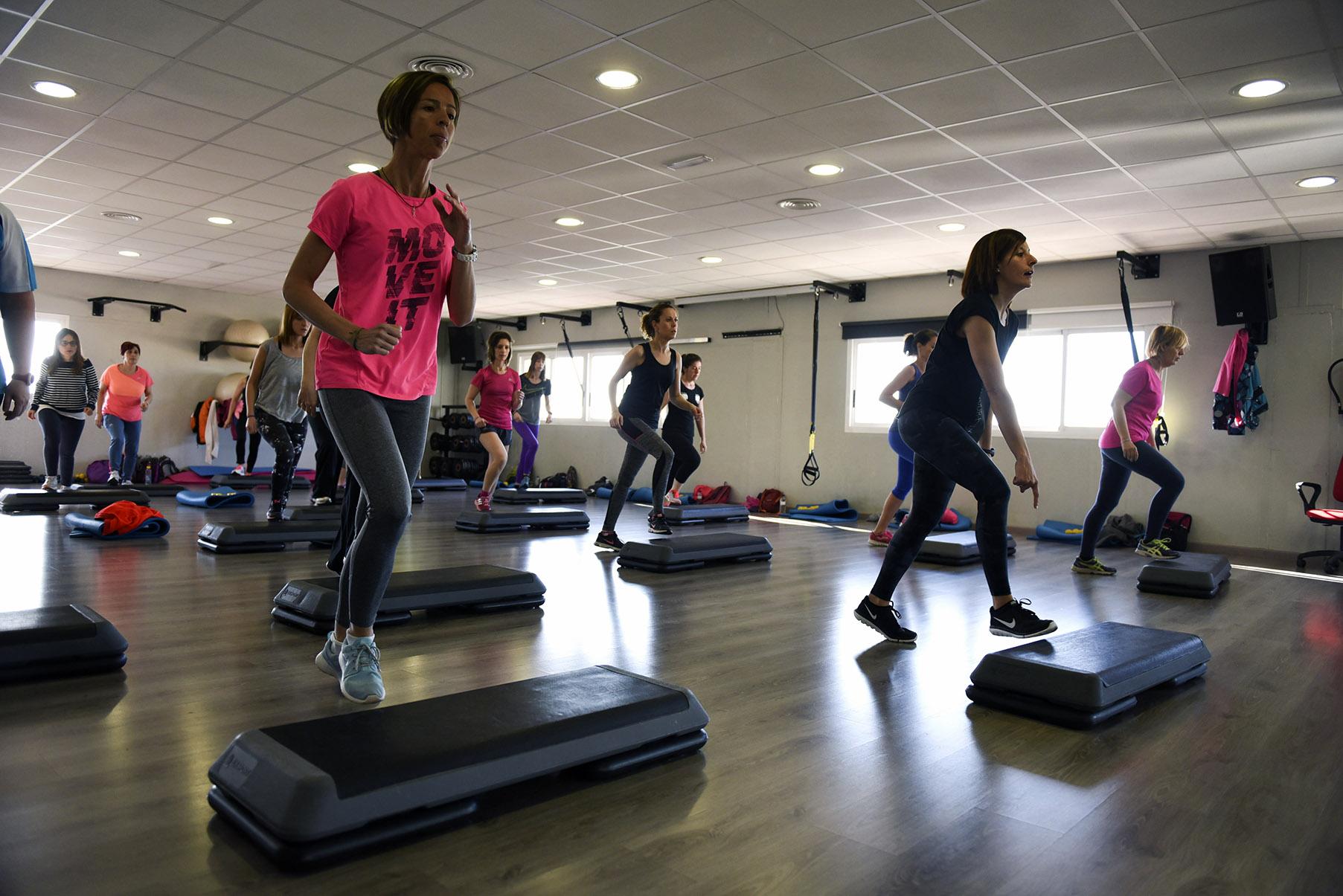 ofertas fitness verano indoor huesca