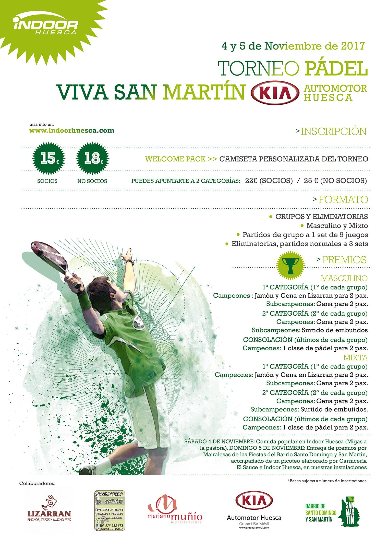 Torneo Padel San Martin Kia
