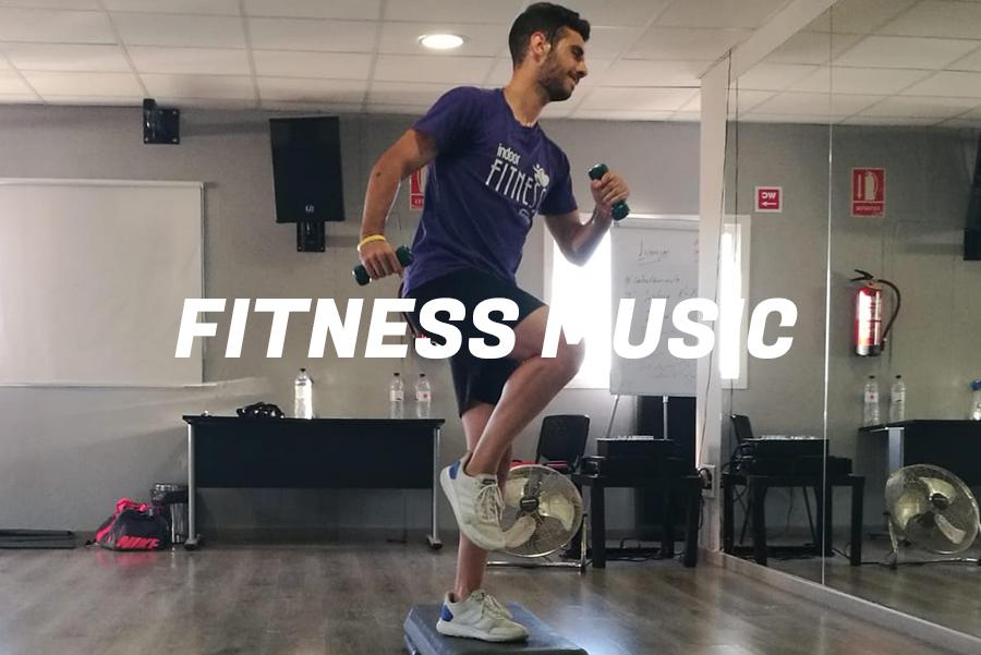 fitness musica actividades indoor huesca