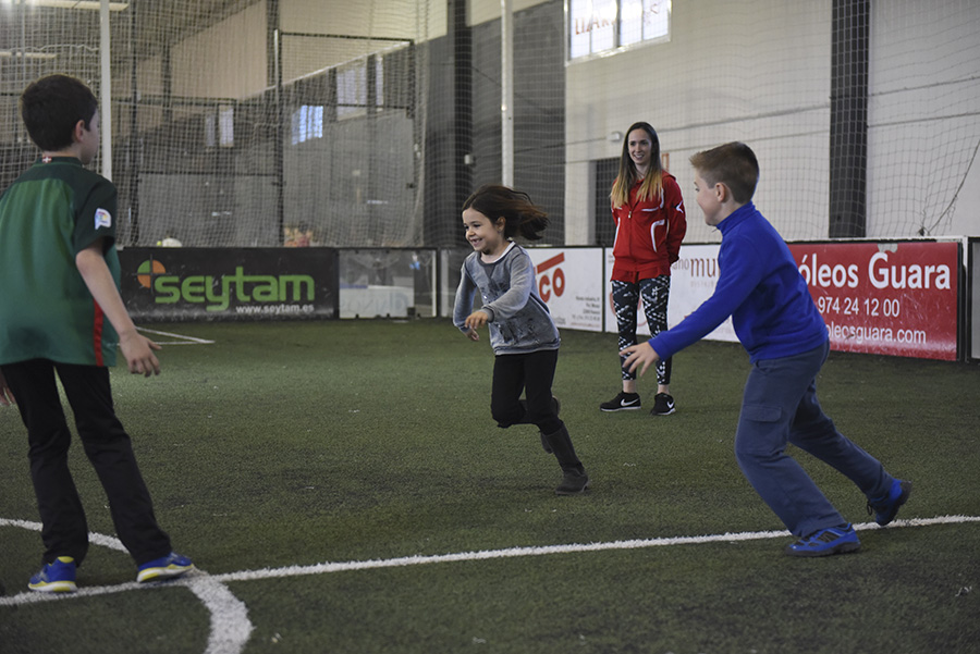 Cumples Divertidos en Indoor Huesca