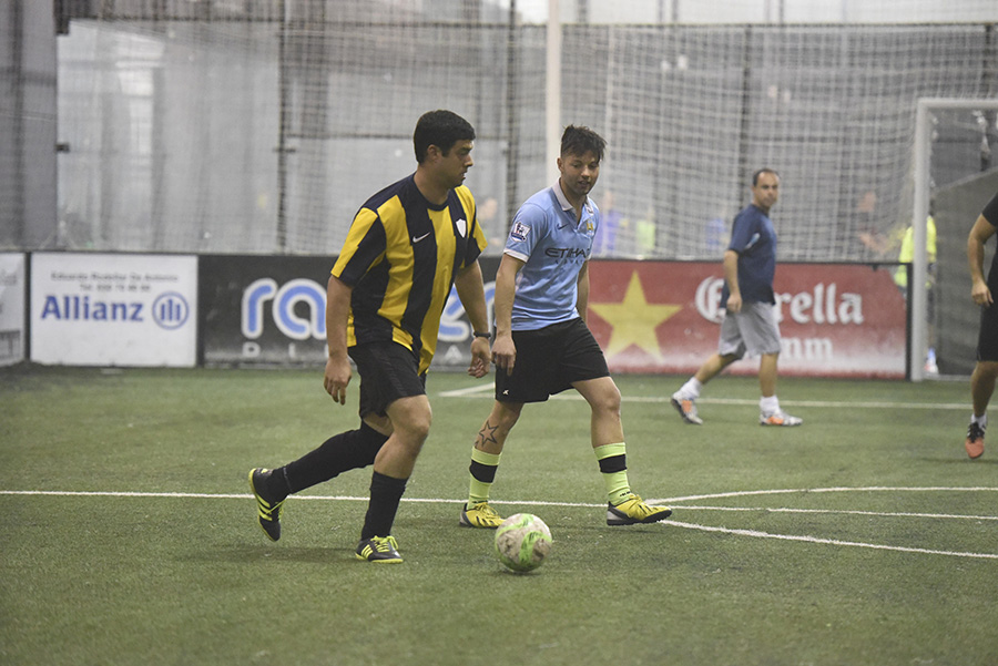 Pista de futbol Indoor Huesca