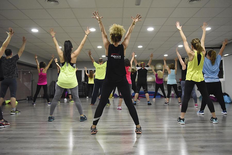 salas de fitness indoor huesca