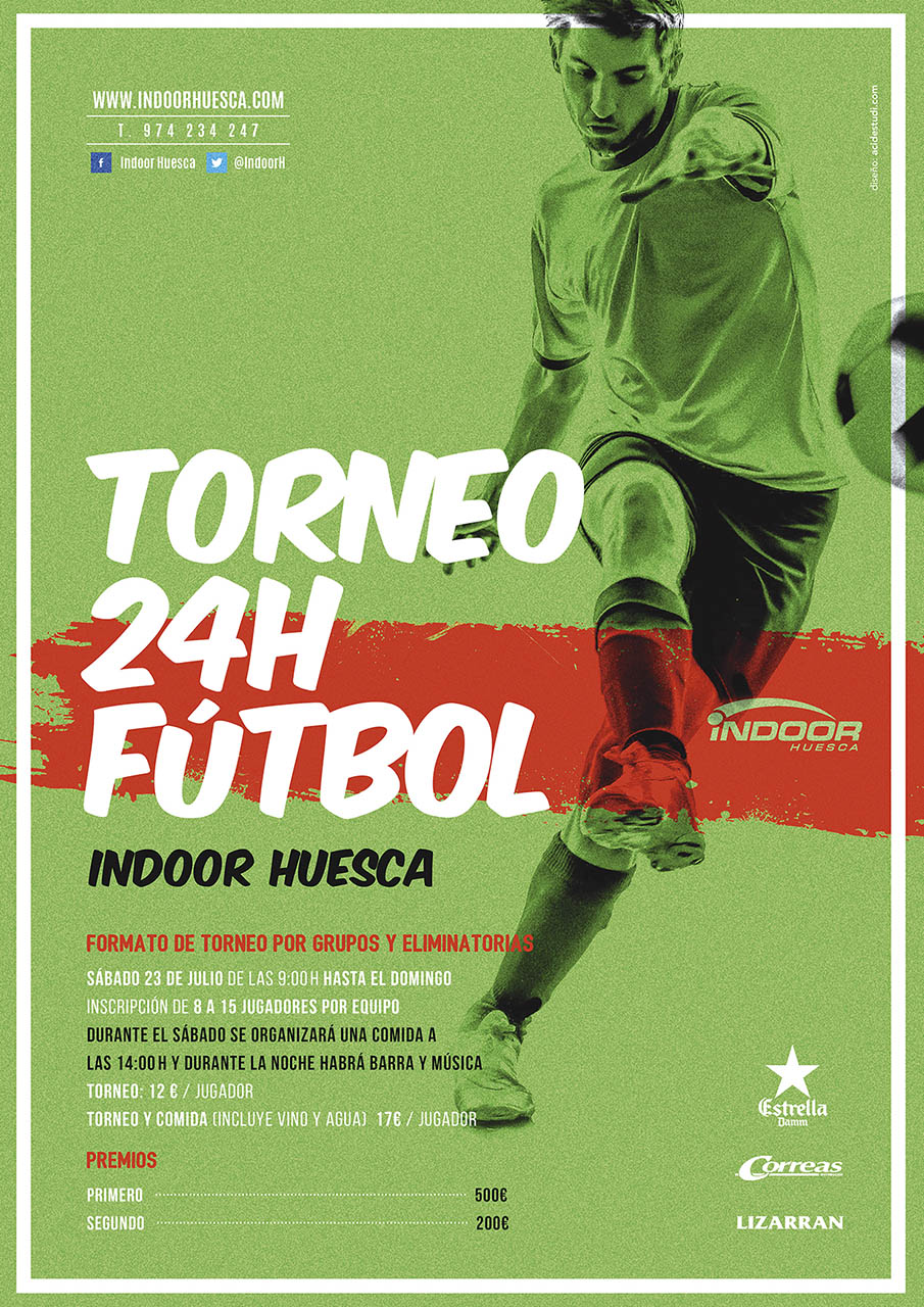Torneo Futbol 24 h 2016