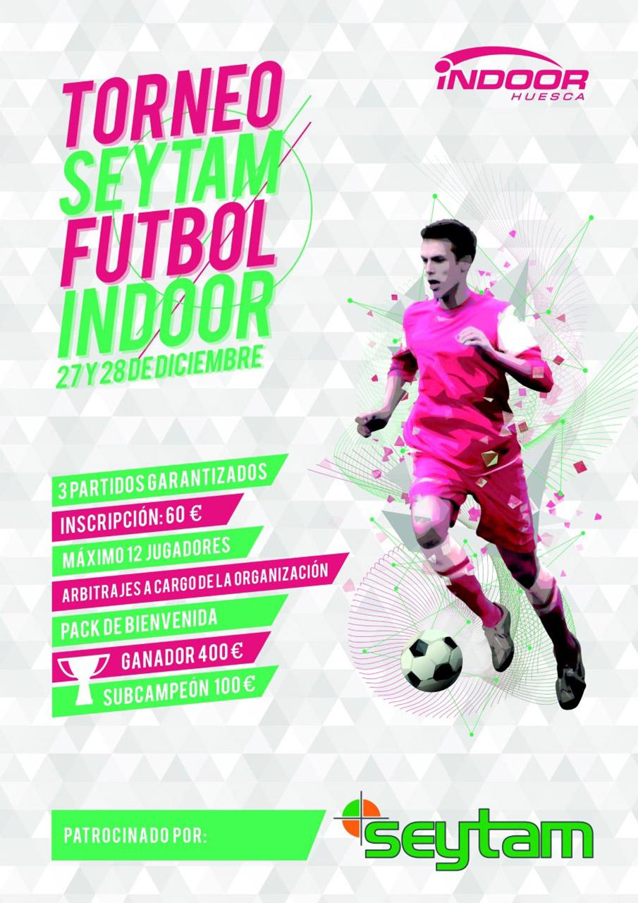 Torneo Seytam Futbol Indoor 2016