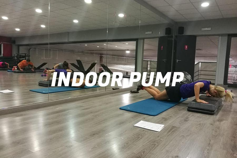indoor pump en indoor huesca